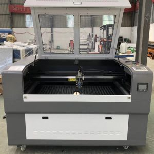 China Sale Laser Metal Cutter Co2 Laser Cutting Machine 150W for Steel Sheet/Small business plexiglass laser engraving machine