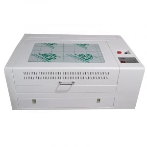4060 mini laser engraving machine for small business  laser cutting machine free to EU country door include customs and tax