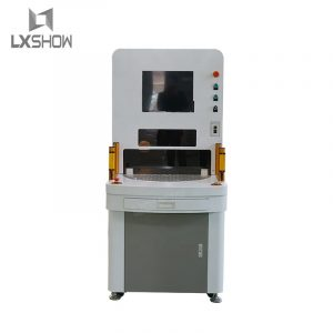New machine for small business Paper cup Fiber laser marking machine 20w 30W 50W