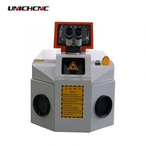 Small Business Machines Manufacturer 200W Welding Machine Jewelry Laser
