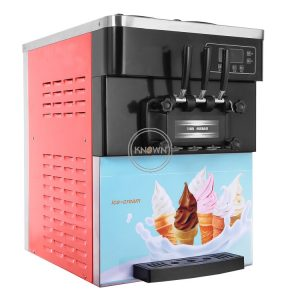 small business ice cream making machine mini ice cream soft serve machine for sale