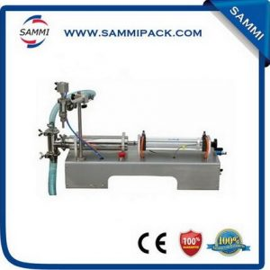 Small business semi automatic liquid filling machine, edible oil or cooking oil filling machine