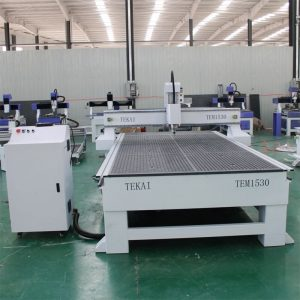 TEM1530 4 axis cnc machinery plastic cutting and engraving cnc machines for manufacturing small business equipment