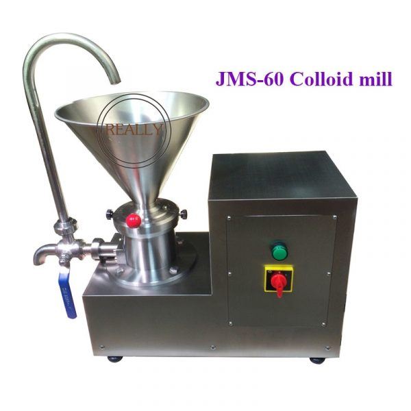 Home and Business Peanut Butter Machine Strainless Steel Colloid Mill Cashew Nuts Almond Nut Butter Grinder Making Machine