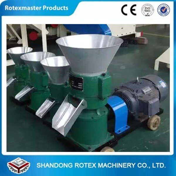 Homeuse Make A Small Business Animal Feed Pellet Making Machine