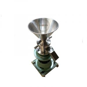 Home and Business Split Type Colloid Mill Multifunctional Peanut Butter Machine Tahini Soybean Chili Sauce Making Machine