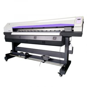 5 Feet 1.6m 63 Inch Indoor Outdoor Inkjet Printer XP600 PVC Vinyl Graphics Printing Machine
