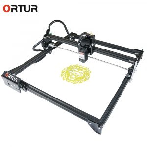 ORTUR LASER MASTER 2 Upgraded 7W DIY Laser Engraving Machine CNC Wood Router Laser Engraver Cutter Print Logo Picture