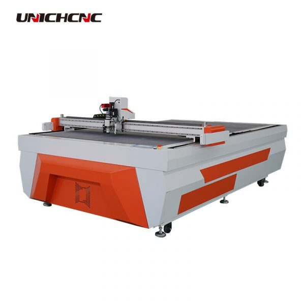 Cnc corrugated carton box sample cutting machine die cutting carton printing slotting die-cutting machine