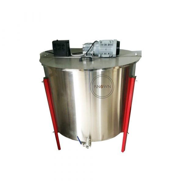 beekeeping equipment 16 20 24 frames electric motor honey extractor CFR price shipping by sea