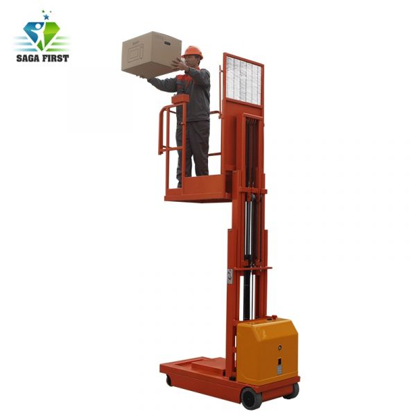 Electric Order Picking Equipment For Supermaket or Warehouse