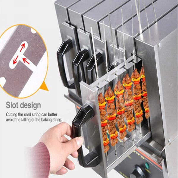 1  electric oven machine for Commercial small electric grill equipment