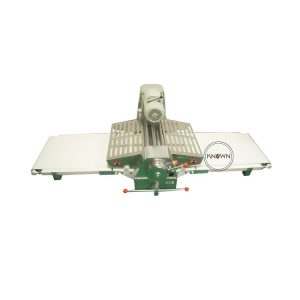 Electric Table Top Pizza Sheeter Rolling Machine Dough Sheeter Croissant Bread Bakery Equipment
