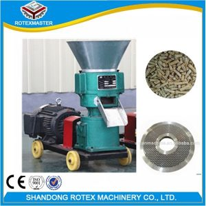 Agriculture Equipment Animal Feed Pellet Making Machine Poultry Flat Die Feed Pelleting Making Machine without Electric Motor
