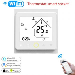 Smart Wifi Thermostat for Lamps Fan Water Dispenser Water Heater Electric Pot TV Humidifier Light Boiler Wifi Switch Smart Home