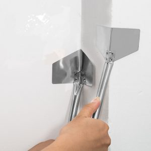 1-4pcs Stainless steel putty knife Drywall Corner Scraper wall shovel Grout Removal Construction Tools