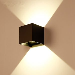 Modern minimalist wall lamp outdoor LED lamp lighting fixture for bedroom bedside living room corridor hotel corridor wall lamps