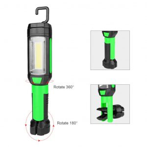 Flashlights Multifunction Portable COB Lamp Work Light Lamp Flashlight Torch Magnetic Hot Shock Resistant