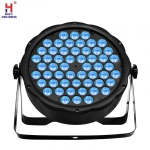 LED Par Light 54x3W RGB Beam Effect Wash Disco Light DMX Professional LED Stage Par Lights For Party Show DJ Bar par led light