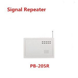 Focus 433Mhz Wireless Signal Transmitter Repeater for ST-VGT,ST-IIIB, HA-VGT,HA-VGW, FC-7688 Alarm System