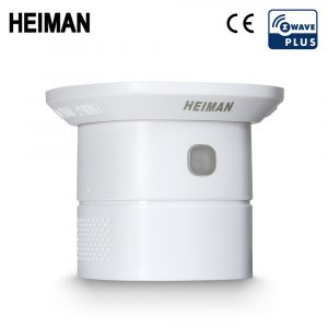 HEIMAN Zwave Carbon Monoxide Sensor Z-Wave CO detector smart house Security Protection Sensitive Alarm system Z wave network