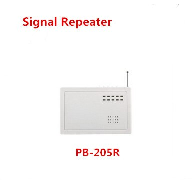 Free Shipping 433Mhz Wireless Signal Transmitter Repeater for ST-VGT,ST-IIIB, HA-VGT,HA-VGW, FC-7688 Focus Alarm System