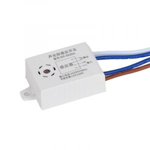 Smart Home Switch 220V 50/60Hz 180-265V 70W Module Sound Voice Sensor Intelligent Auto On Off Light Switch Controller AC