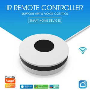 2020 New NEO Smart Wireless Infrared Universal Remote WiFi IR Remote Support Google Home Universal Smart Remote Controller